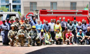U.S. Consulate Emergency Response Exercise with Johannesburg Metro Police Department and Other Partners