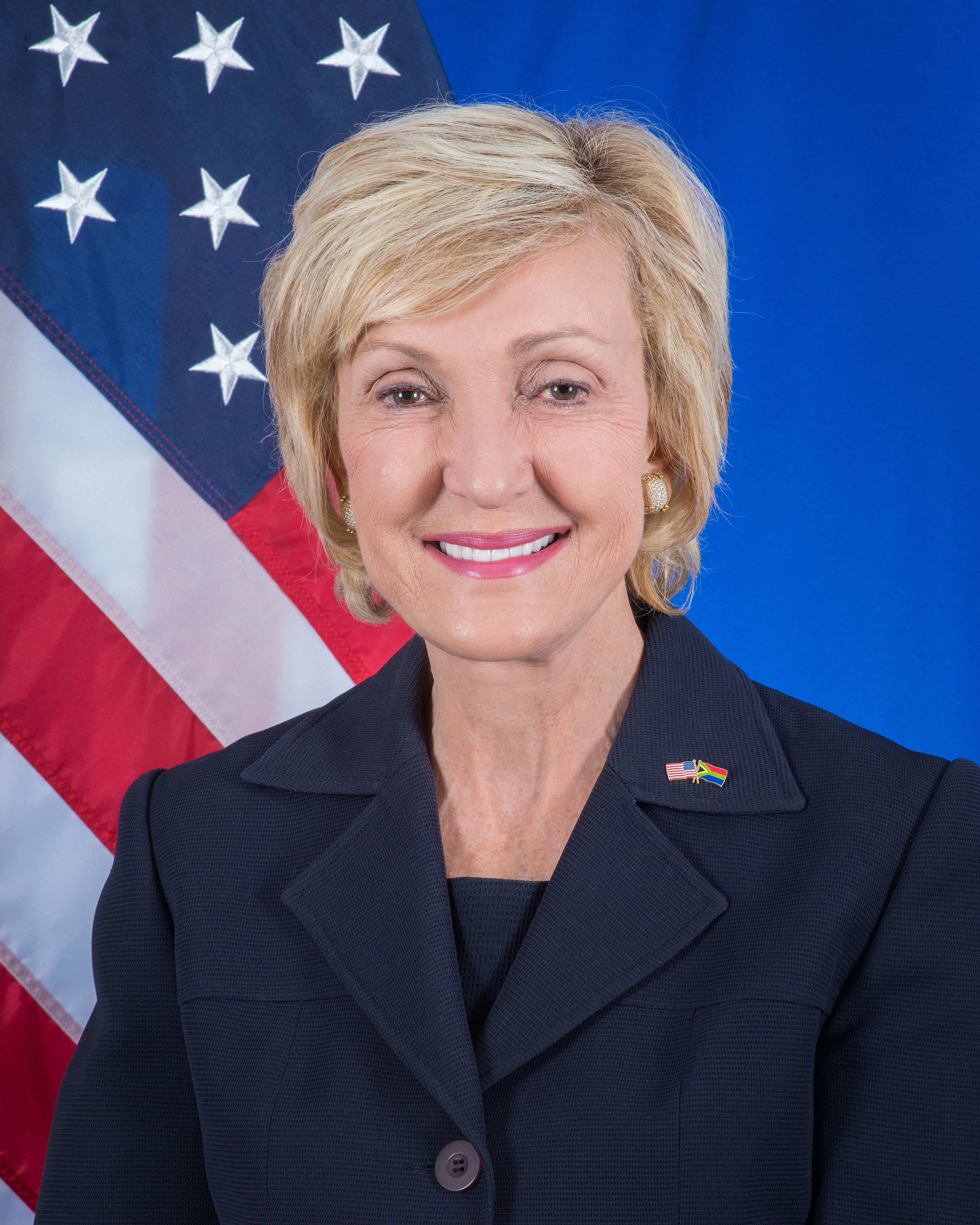 Photo of Ambassador Lana Marks