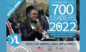 Mandela Washington Fellowship 2022
