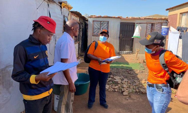 Community healthcare workers to assist with integrated door-to-door COVID-19 screening