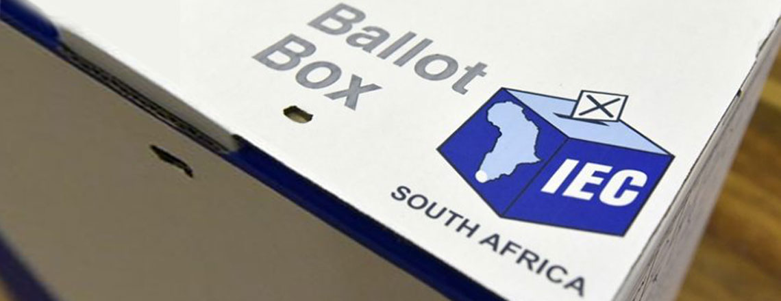 South Africa: Congratulatory Message on Elections