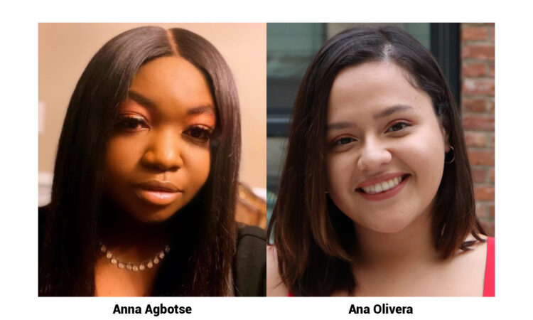 Anna Agbotse (MPA'22) and Ana Karina Olivera (MPA'21), currently enrolled in the Rutgers School of Public Affairs and Administration (SPAA), have been selected for a three-week Impact Investing Bootcamp.