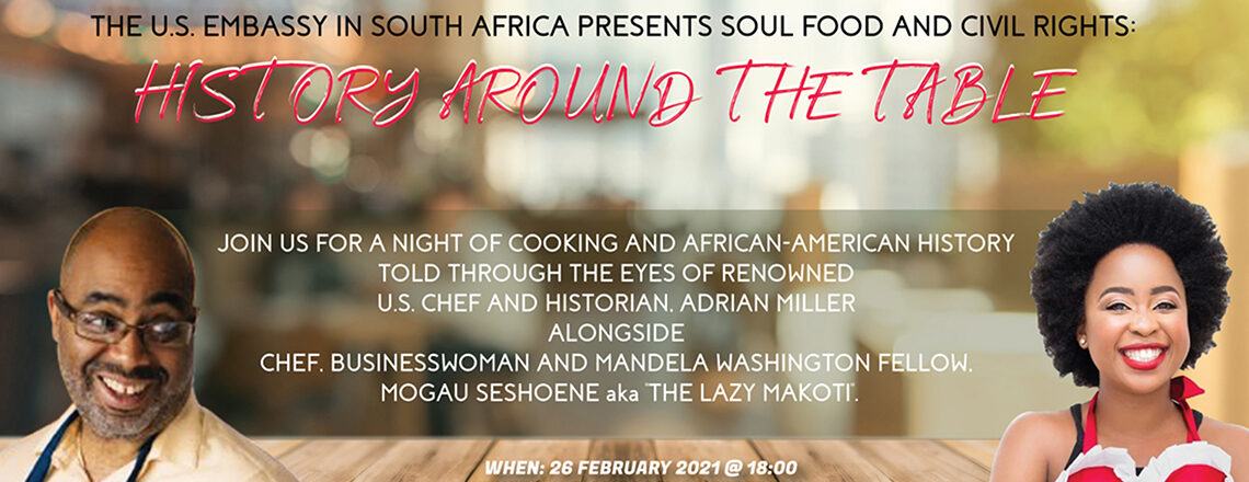 Soul Food & Civil Rights: A History Told Around the Table