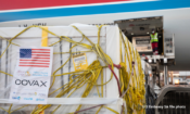 COVID-19 Pfizer vaccine arrives at OR Tambo International Airport