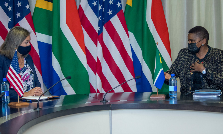 U.S.-SA Working Group on African and Global Affairs