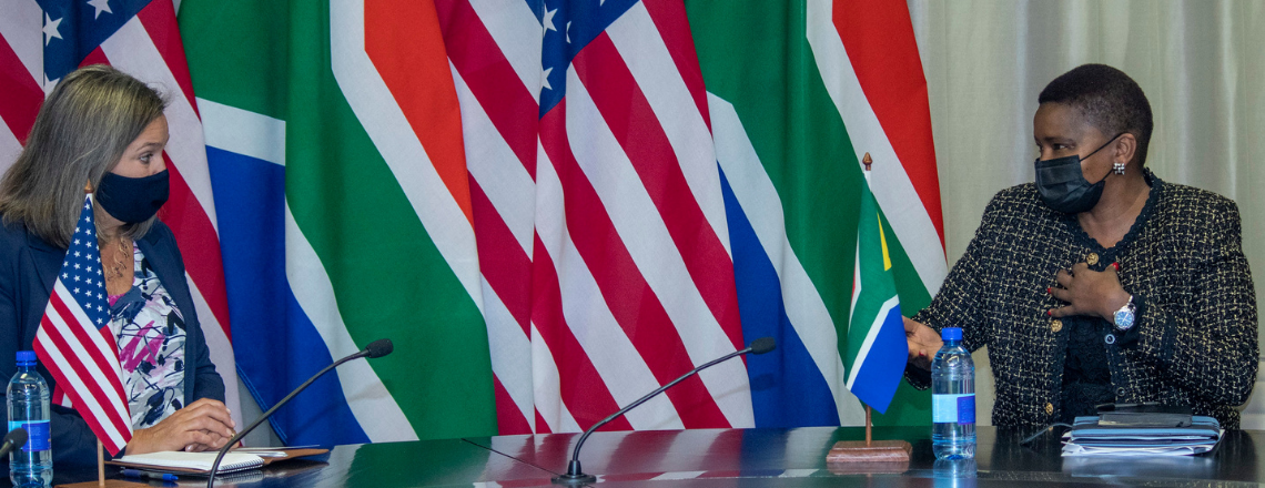 United States – South Africa Working Group on African and Global Issues (WGAGI)