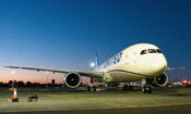 The new service is operated with state-of-the-art Boeing 787-9 Dreamliner aircraft