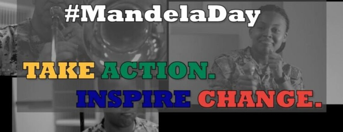 Celebrating Mandela Day