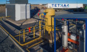 Reneren's Tetra4 helium plant in the Free State