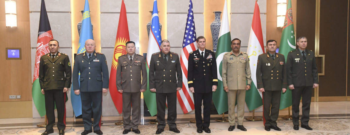 Central and South Asian countries Chiefs of Defense (CASA CHOD) Conference