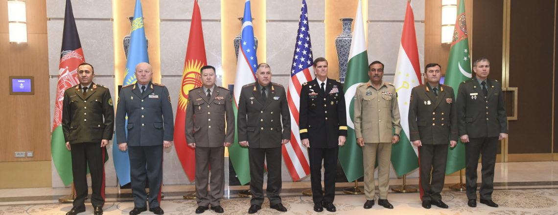 Конференция глав оборонных ведомств Центральной и Южной Азии  состоялась в Ташкенте