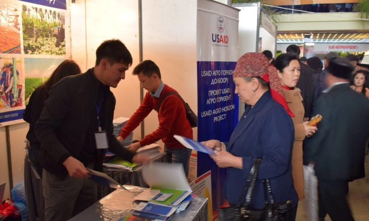 "USAID Supports 12th International Agro Expo ""Silk Road 2016"""