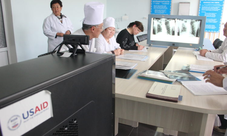 World TB Day: USAID and Kyrgyzstan Continue to Partner in the Fight against TB