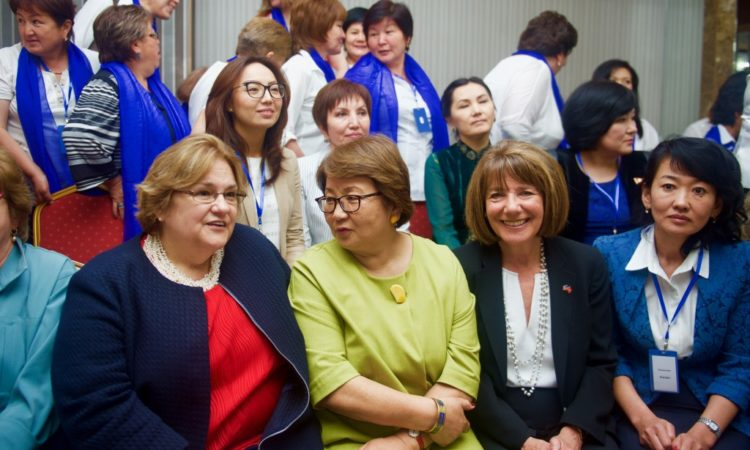 Expanding Leadership Opportunities for Women in Kyrgyz Republic