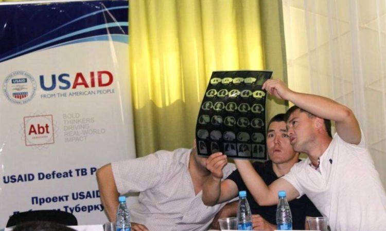 USAID улучшает диагностику и лечение туберкулеза у детей и подростков