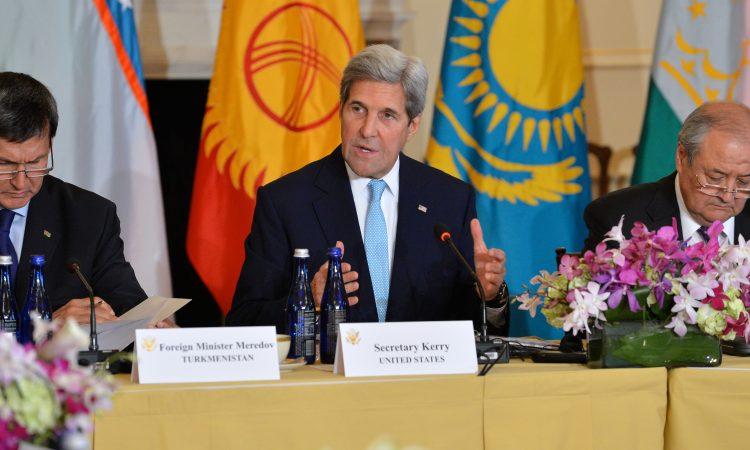 Cовместные проекты США и Центральной Азии