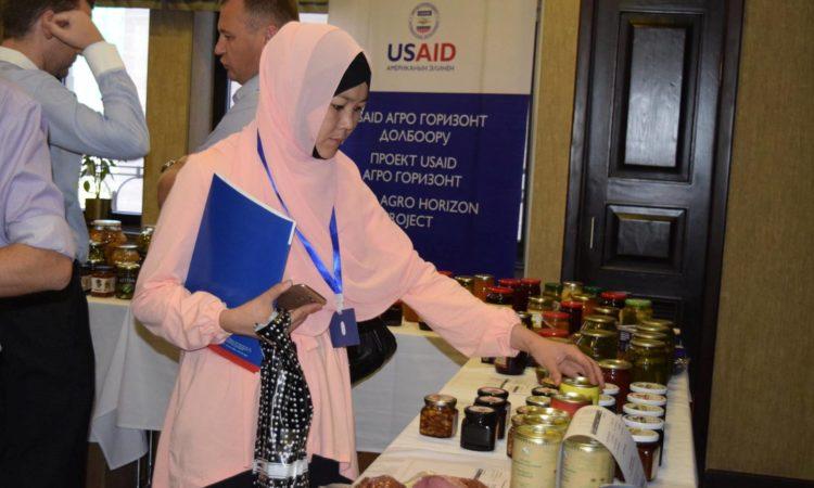 USAID помогает сельхозпроизводителям Кыргызстана наладить связи с закупщиками