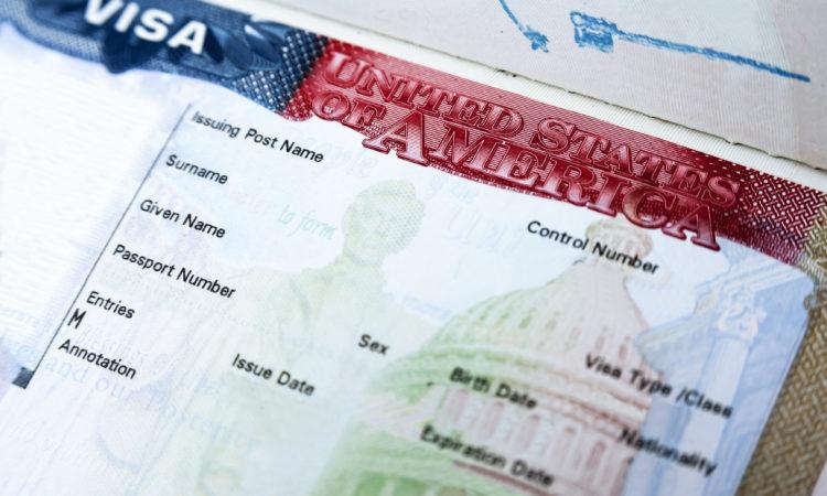 U.S. Visa