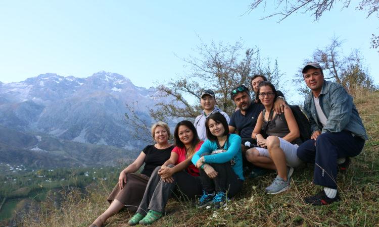 США способствуют продвижению Кыргызстана в международных СМИ по туризму