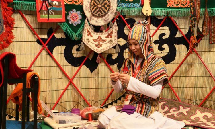 USAIDдин колдоосу менен Кыргызстан Испанияда туризм жарманкесине катышты