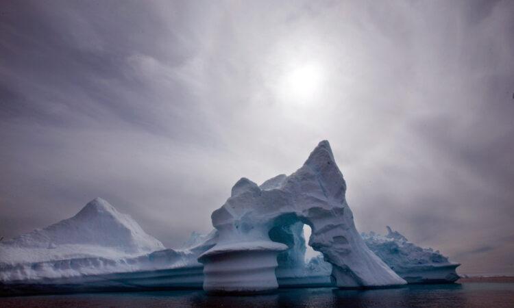 Изменение климата в Арктике