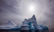 Арктикадагы климаттын өзгөрүшү