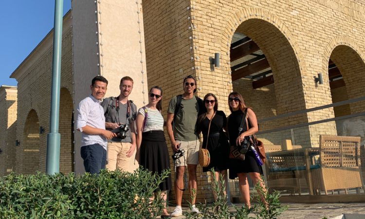 Bloggers in Kz-Kg (2)