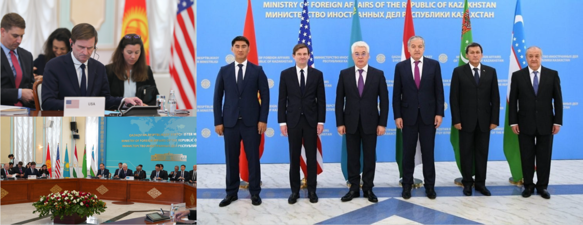 Joint Statement on the C5+1 High-Level Security Discussion in Nur-Sultan, Kazakhstan