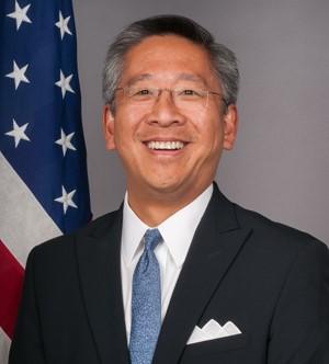 Photo of Ambassador Donald Lu