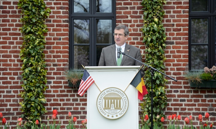 Remarks at the Commemoration of the 100th Anniversary of the U S