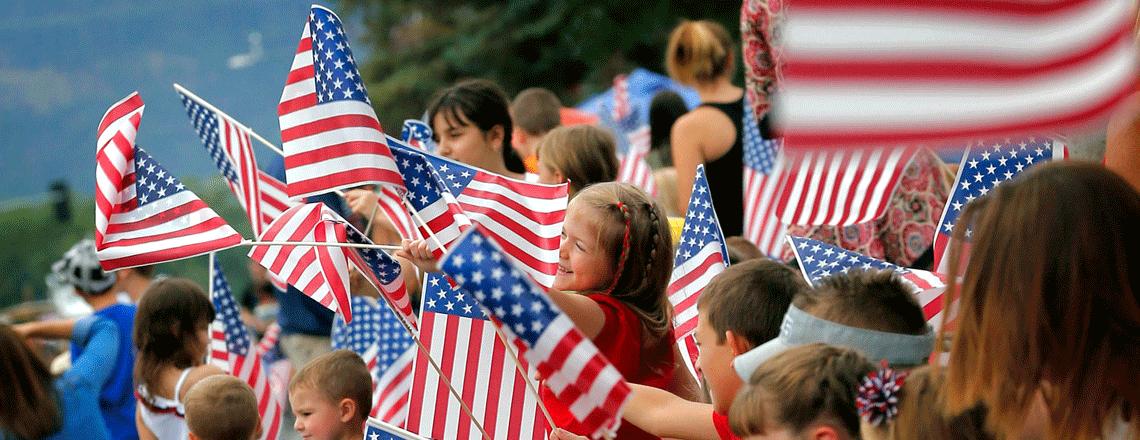 4 juli in beelden: De grootste verjaardagspartij van de VS
