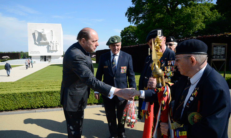 Ardennes American Cemetery, Memorial Day, May 25, 2019