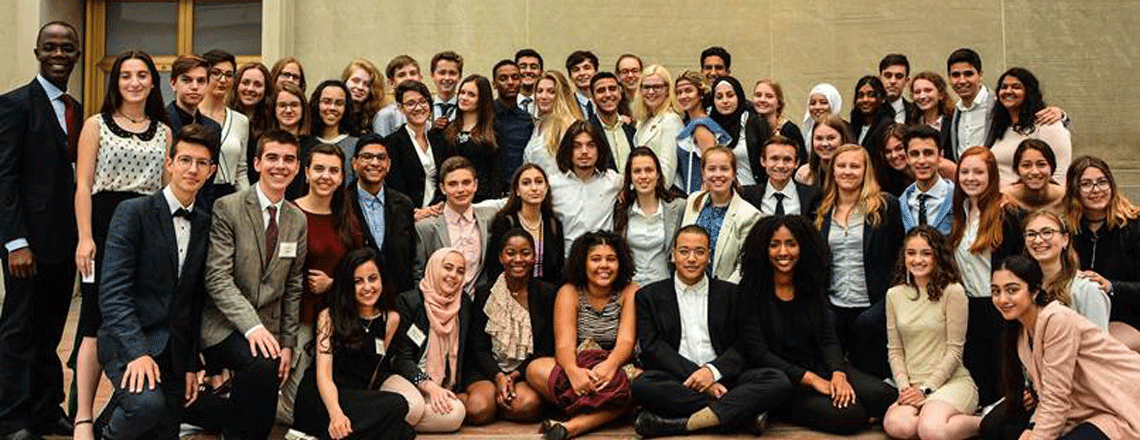 Wil je een jeugdleider worden en 4 weken in de VS doorbrengen ? Neem deel aan BFTF !