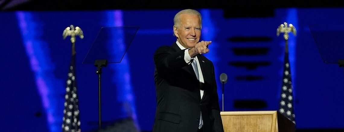 Voici Joe Biden : le prochain président de l'Amérique