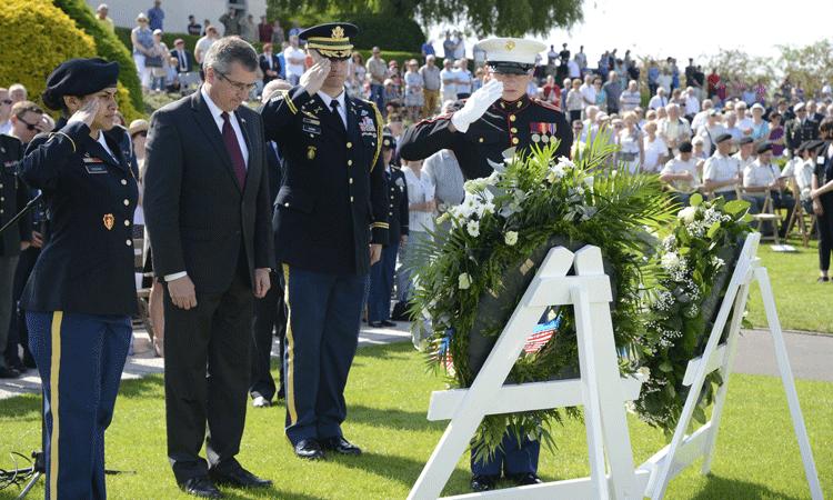 Memorial Day Speech at Henri-Chapelle American Cemetery