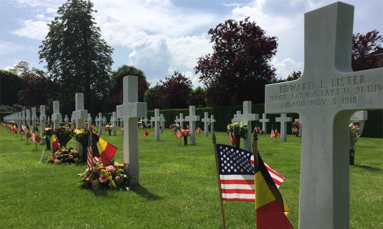 Flanders Field American Cemetery