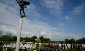 Henri-Chapelle American Cemetery, Memorial Day, May 25, 2019