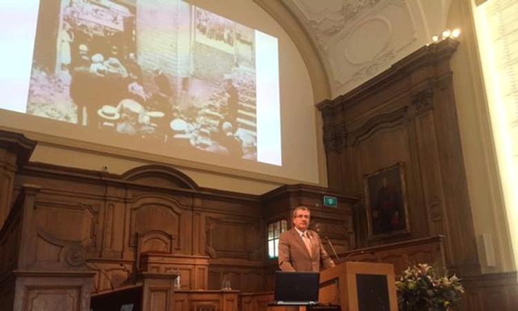Remarks by Chargé d'Affaires Lussenhop at the Leuven WWI Conference