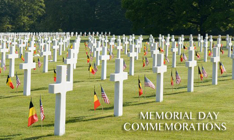 Memorial Day Commemorations