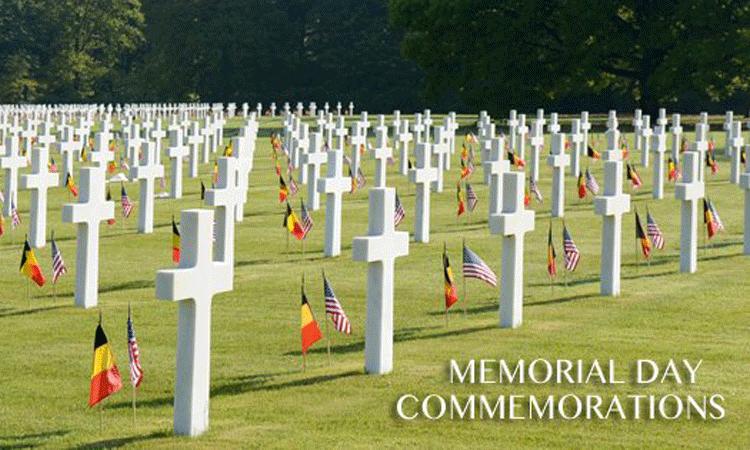 Memorial Day Commemorations