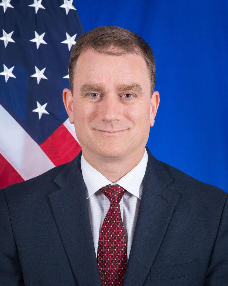 Photo of Chargé d'Affaires a.i. Nicholas Berliner