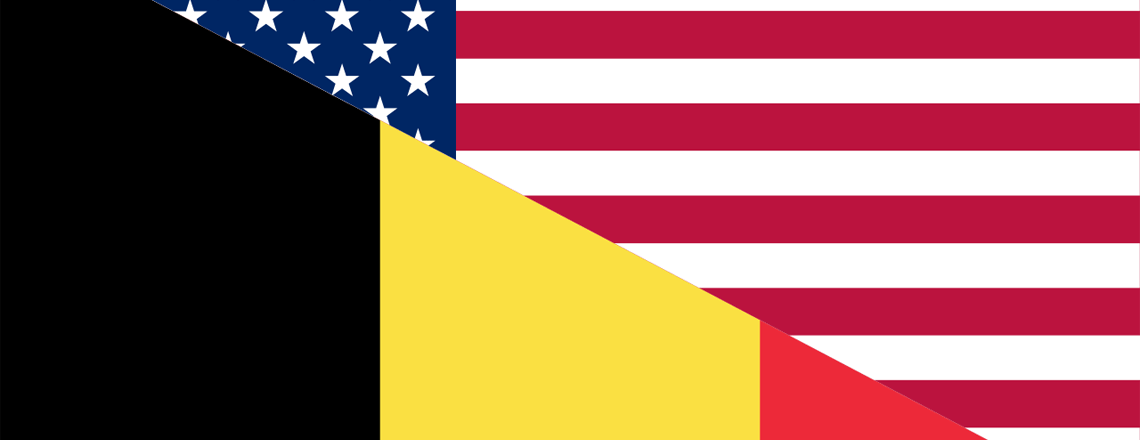 On Belgium National Day