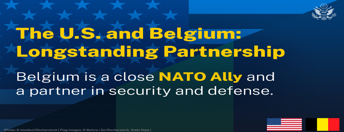 Learn more about U.S.-Belgium relations