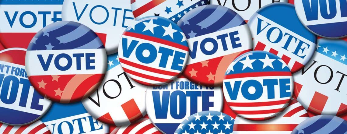 Your vote counts! – Voting in U.S. Elections