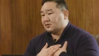 Sumo Wrestling Champion