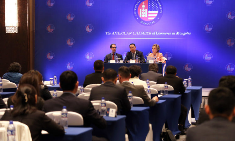 AmCham Monthly Meeting - August 2017