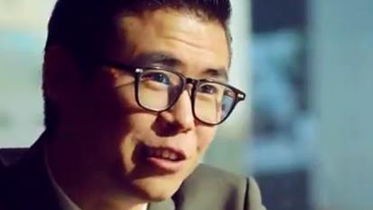 Young Mongolian Diplomat