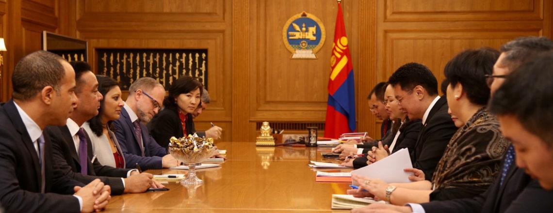 MCC Regional Deputy Vice President Visits Mongolia,