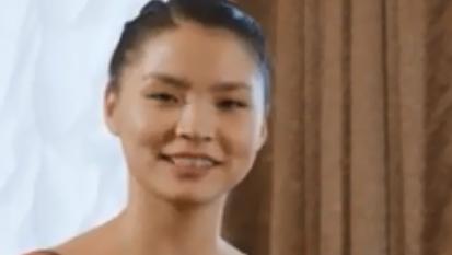 Mongolian Ballerina