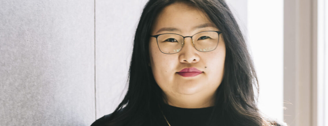 Feature Alumna of the Month: Bilguun Erdenebat